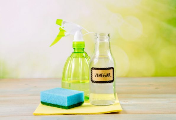 How To Clean With Vinegar 1st Recipes